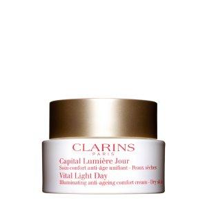 Vital Light Day Illuminating Comfort Cream Dry Skin