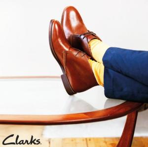 Extra 20% OFFClarks Men's Shoes Sale