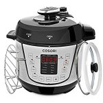 COSORI Electric Pressure Cooker 2 Quart Mini 7-in-1 Multi-Functional