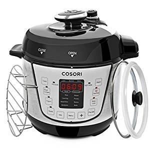 $43.99COSORI Electric Pressure Cooker 2 Quart Mini 7-in-1 Multi-Functional