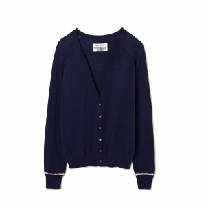 Tory Burch Performance Cashmere Cardigan