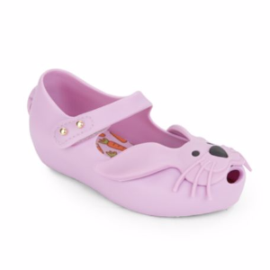 Mini Melissa 兔子果冻鞋