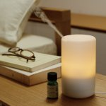 MUJI Aroma Diffuser 11SS ultrasonic waves with light