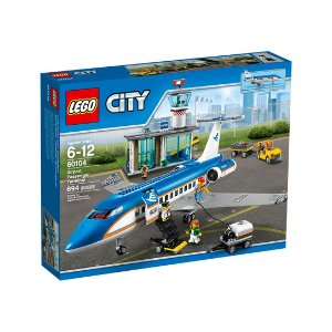 LEGO® City Airport Passenger Terminal Building Set | zulily