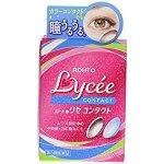 Rohto Lycee 隐形眼镜眼药水8ml缓解疲劳不适感
