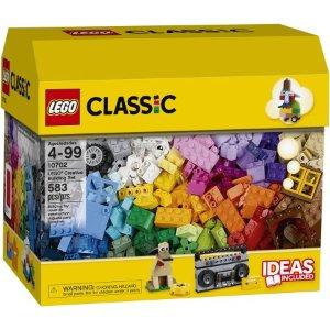 LEGO Classic Creative Building Set 10702 - Walmart.com