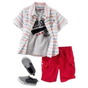 Toddler Boy OKS17APRTODD31 | OshKosh.com