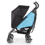 Summer Infant 3Dflip Convenience Stroller, Totally Teal