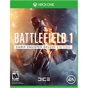 Battlefield 1 Early Enlister Deluxe Edition XB1