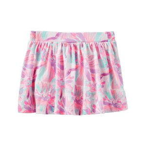 Toddler Girl Floral Print Scooter Skirt | OshKosh.com