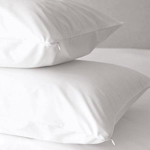 Home Fashion Designs Cotton 400 Thread Count Hypoallergenic Pillow Protector (Set of 2) | Overstock.com Shopping - The Best Deals on Pillow Protectors