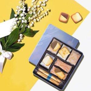 9折+免税双12独家::一口一个幸福,好吃到停不下来的日本著名Yoku Moku甜点