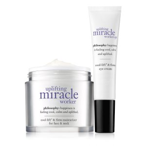 uplifting miracle worker face and eye duo