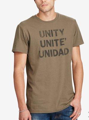$5.59Denim & Supply Ralph Lauren 男士纯棉 T-Shirt