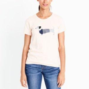 Dachsund T恤