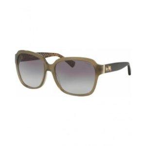 Coach Olive Gradient Square Sunglasses - Coach - Sunglasses - Jomashop