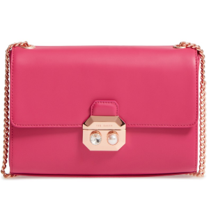 Ted Baker London Leather Crossbody Bag