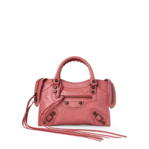 Pink Classic Mini City Bag - Century 21