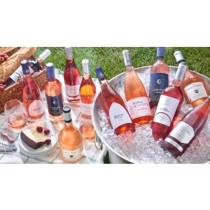 Exclusive Rosé Collection by Virgin Wines in National