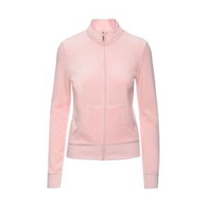 VELOUR FAIRFAX JACKET - Juicy Couture