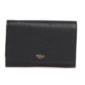 Mulberry Medium Continental Wallet