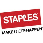With $100 Online Purchase @ Staples