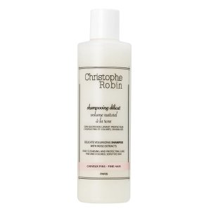CHRISTOPHE ROBIN DELICATE VOLUMIZING SHAMPOO WITH ROSE EXTRACTS (250ML) | Reviews | SkinStore
