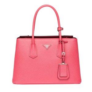 Prada Saffiano Leather Tote Handbag Tamaris | Bluefly.Com