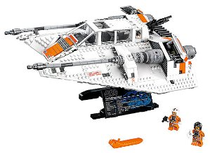 $199.99New Set Release: LEGO Star Wars Snowspeeder™ 75144 Preview