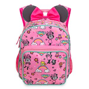 Minnie Mouse Junior Backpack - Personalizable | Disney Store