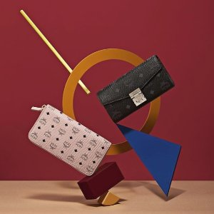 Dealmoon Singles Day exclusive early accessUp to 30% Off Small Leather Goods @ MCM Worldwide