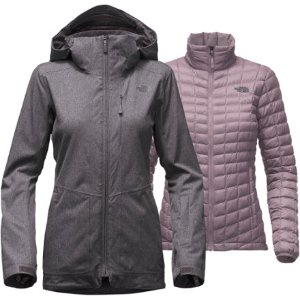 The North Face ThermoBall Snow Triclimate 3-in-1 Parka