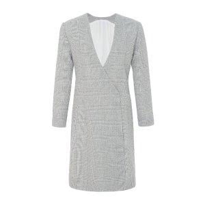 Plaid Jacket Dress by Protagonist   Moda Operandi