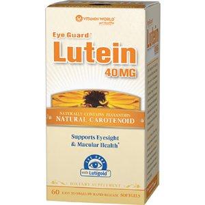 Eye Guard® Lutein 40mg