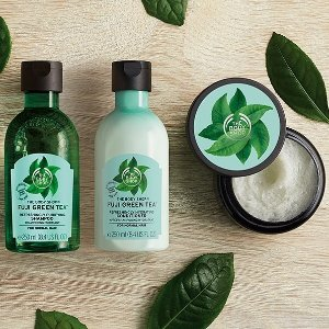 30% offHundreds of Items @ The Body Shop