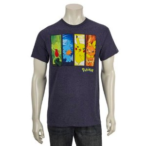 Pokemon Guys Screen Tee: Shopko