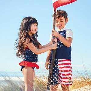 $12All Swim Sets Dorbuster  @ OshKosh BGosh