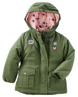 As Low As $25OshKosh Kids 4-In-1 Jacket