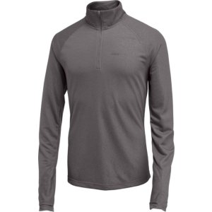 Men - Friguard Quarter Zip Tech Tee - Asphalt Heather | Merrell