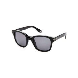 GV 70000/S Black Polarized Wayfarer Sunglasses - Century 21