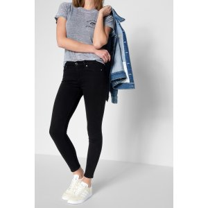 B(air) Denim Ankle Skinny in Black