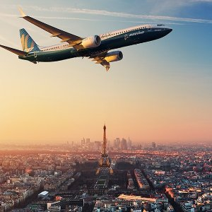 From $439 RTNew York City to Paris Flight Tickets Deal @ CheapOair