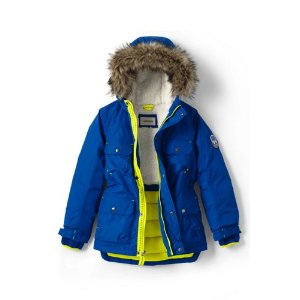 Boys Expedition Parka from Lands' End
