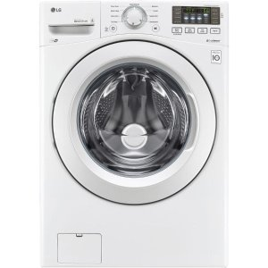 LG High-Efficiency Stackable Front-Load Washer
