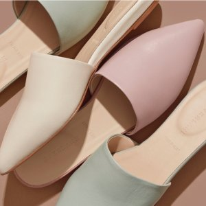 New Arrivals!The Pointed Slide @ Everlane