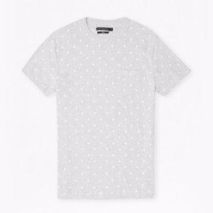IO Dot Sim Fit Printed T-Shirt
