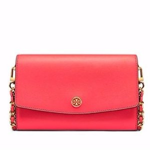 Parker Chain Wallet @ Tory Burch