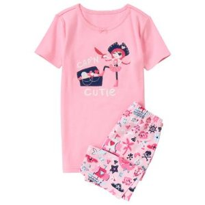 Cap'n Shortie 2-Piece Gymmies