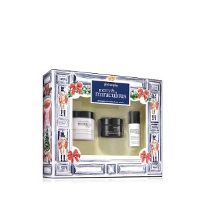 merry & miraculous anti-wrinkle 3-piece set