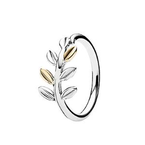 PANDORA 14K & 银戒指